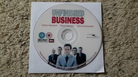 Unfinished Business DVD in Camp Lejeune, North Carolina