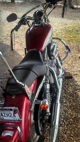 05 Harley in Dover, Tennessee