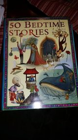 50 Bedtime Stories Children's Book in Fort Campbell, Kentucky