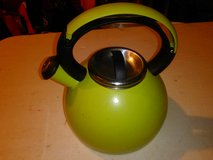 Tea Pot ~ lime green in Clarksville, Tennessee