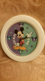 Mickey Mouse Wall Clock in Clarksville, Tennessee