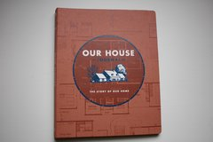 Our House Journal Book. Remodeling in Naperville, Illinois