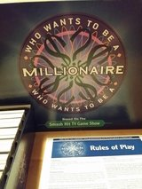 REDUCED--Who Wants To Be A MILLIONAIRE Game! in Naperville, Illinois