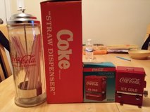 REDUCED-VINTAGE COCA COLA Memorabilia in Plainfield, Illinois