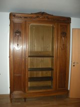 Louis XV Book Case  - in excellent condition.  Must have tall ceilings. in Fort Meade, Maryland