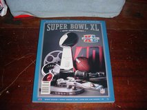 *** 2006 Super Bowl XL Game Day Program ~~~ NEW ~~~ SEAHAWKS vs Steelers *** in Fort Lewis, Washington