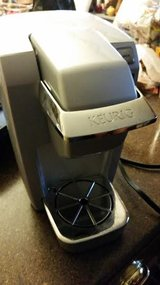 Silver Keurig Single Cup Coffee Maker in Clarksville, Tennessee