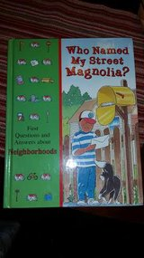 Who Named My Street Magnolia Book in Clarksville, Tennessee