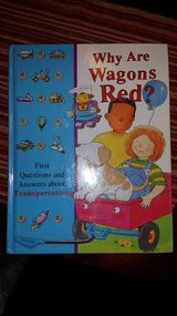 Why Are Wagons Red Book in Fort Campbell, Kentucky