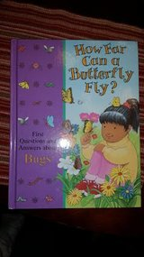 How Far Can a Butterfly Fly Book in Fort Campbell, Kentucky