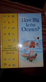 How Big Is the Ocean Book in Clarksville, Tennessee