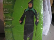 Adult Halloween costume Wizard in Tinley Park, Illinois