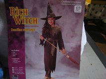 youth Halloween costume rich witch in Tinley Park, Illinois
