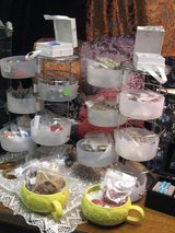 Large Inventory of Lampwork Beads in Ruidoso, New Mexico