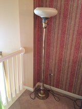 BRASS FLOOR LAMP in Plainfield, Illinois