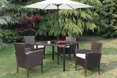 6PC PATIO SET FREE DELIVERY in Camp Pendleton, California