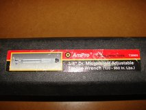Ampro T39905 3/8-Inch Drive Micrometer Torque Wrench in Camp Lejeune, North Carolina