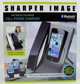 Sharper Image Wireless Handset And Cell Phone Charger in Westmont, Illinois
