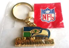 "*** SEATTLE SEAHAWKS ""Old School Logo"" Key Chain *** (NEW) in Tacoma, Washington"