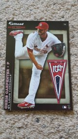 Chris Carpenter Fathead in Camp Lejeune, North Carolina