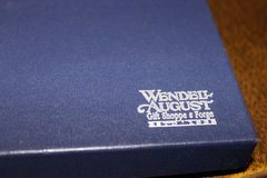 Bronze Wendell August Ornament Sets in Chicago, Illinois