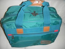 SMALL KELLY GREEN LUGGAGE in Chicago, Illinois