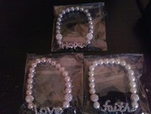 2pc braclet love set in Fort Riley, Kansas