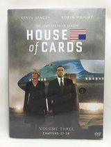 House of Cards Season 3 in Ramstein, Germany