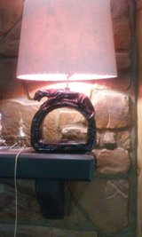 1950s Panther Lamp in Alamogordo, New Mexico
