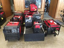 HONDA GENERATORS!!! in Wilmington, North Carolina