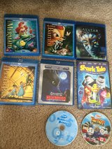 Disney DVDs new in Camp Pendleton, California