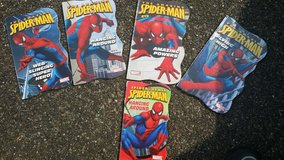 Spiderman/Hardback books in Tacoma, Washington