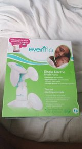Evenflo electric breast pump in Quantico, Virginia
