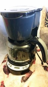 Black Coffee Maker in Fort Campbell, Kentucky