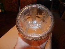 Vintage Hoosier Glass 4080-C 5 Clear Vase in Fort Campbell, Kentucky