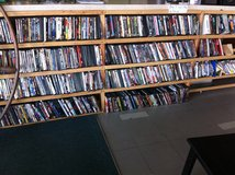 Large Selection Of DVD's in DeRidder, Louisiana