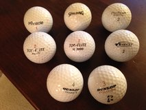 Slightly Used Golf Balls in Chicago, Illinois