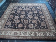 Designer Area Rug with Earth Tone Colors in Camp Lejeune, North Carolina