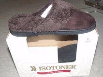 ***REDUCED***BRAND NEW***Ladies Isotoner Slippers**SZ 8.5-9 in Cleveland, Texas