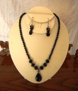 Necklace and earring set in Ruidoso, New Mexico