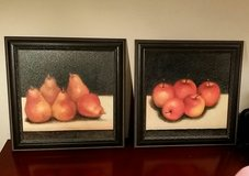 Just  A Beautiful Set Of Fruit Picture Frames. in Westmont, Illinois