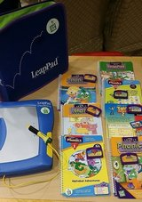 LeapPad Learning System Plus Writting Set in Lockport, Illinois