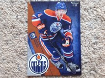 Edmonton Oilers FATHEAD in Camp Lejeune, North Carolina