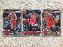 2 - Chicago Bulls FATHEADs in Camp Lejeune, North Carolina