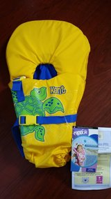 New Baby/Infant Life Vest/Jacket in Naperville, Illinois