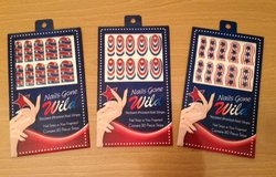 New Nails Gone Wild Patriotic Nail Strips in Naperville, Illinois