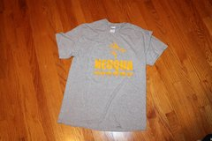 Neuqua Valley High School Gray T-Shirt, Soccer, NEW, Large in Plainfield, Illinois