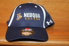 Neuqua Valley Soccer Embroidered Ball Cap, Under Armour, NEW in Bolingbrook, Illinois