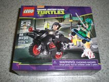 Lego #79118 TMNT Karai Bike Escape NEW in Naperville, Illinois