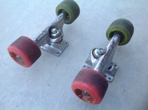 Skateboard Trucks and Wheels in Fairfield, California